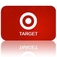 75 Target Gift Card