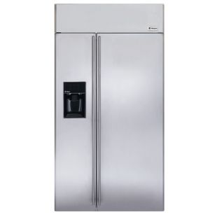 GE Monogram 42 Professional Stainless Steel Built in Refrigerator 58