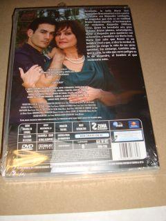 Sortilegio DVD Total 4DVD 780 MIN Novela Jacqueline Bracamontes