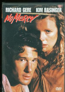 No Mercy   Richard Gere   Kim Basinger   DVD   Brand New