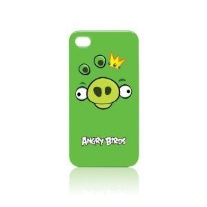 Gear4 ICAB403G Angry Birds Case for iPhone 4 & iPhone 4s   Green