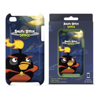 Gear4 Genuine Angry Birds Space High Gloss Hard Case for Apple iPod