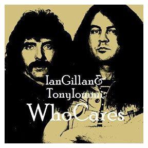 Depp Purple Ian Gillan Tony Iommi Whocares 2 CD