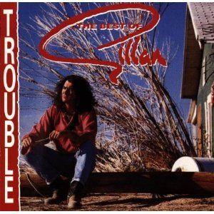 Ian Gillan CD Trouble Best of Deep Purple Sabbath