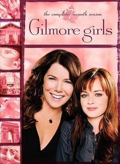Gilmore Girls The Complete Seventh Season DVD 2007 6 Disc Set