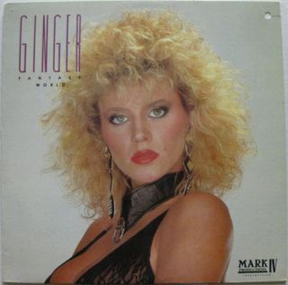 Ginger Lynn Fantasy World US Dance 12 XXX Star 1986