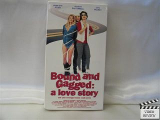 Bound and Gagged A Love Story VHS Ginger Lynn Allen