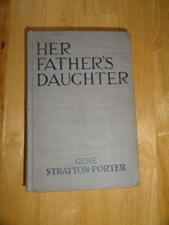Book Gene Stratton Porter Her Fathers Daughter