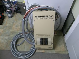 New Generac Generator Relay Kit 100 Amp Transfer Switch Power System