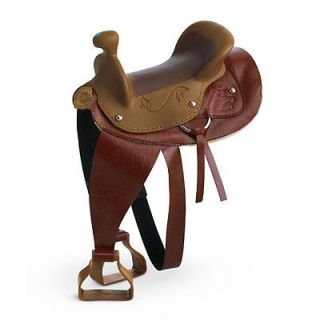 American Girl My American Girl Western Saddle Set New for Dolls