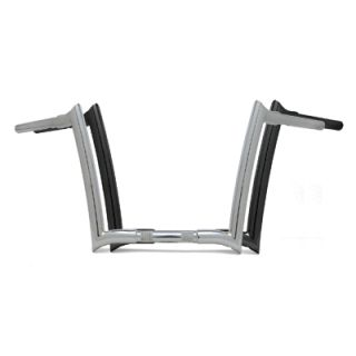 PAUL YAFFE BLACK 10 OEM MONKEY BARS HANDLEBARS HARLEY ROAD KING ROAD