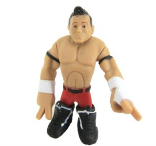 WWE Wrestling Rumblers Mini Figure Evan Bourne 4
