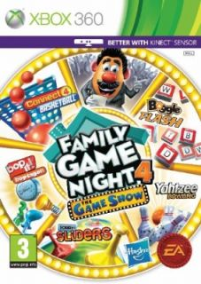 Hasbro Family Game Night 4 The Game Show Edition (Xbox 360)