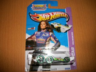 Hot Wheels Danicar Sega Game Stop Promo Lot of Two