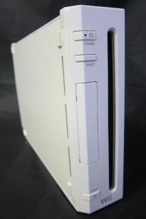 Nintendo Wii White Console with AC Power Adapter Only NTSC