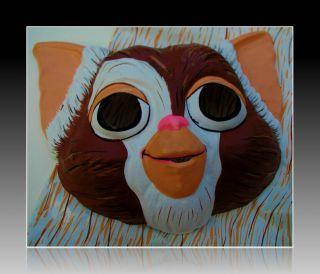 Ben Cooper Gremlins Gizmo Halloween Costume Mask Original Box