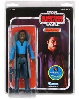 Gentle Giant Star Wars Lando Calrissian Jumbo Vintage Kenner Figure