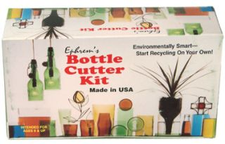 Ephrems Bottle Cutter Deluxe Kit Stained Glass Tools Glass Cutters