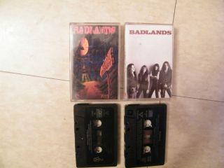 VOODOO HIGHWAY cassette tape heavy metal OZZY JAKE E LEE RAY GILLEN
