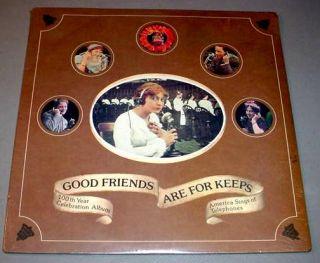 BELL TELEPHONE SYSTEM SEALED LP   100th Year Celebration Album (1976)