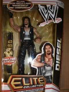 WWE Elie Series 16 Diesel Figure