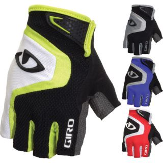 Giro Bravo Cycling Bicycle Gloves Black Grey Small S