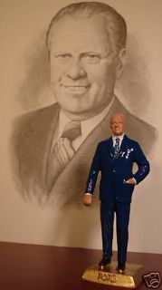 President Gerald Ford Figurine Add to Your Marx Set