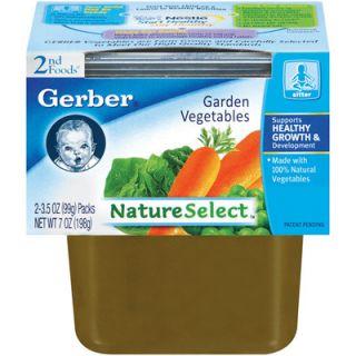 Lot of 12 Gerber Baby Food 12 Packs of 2 3 5 oz Packs Vegetables Pear