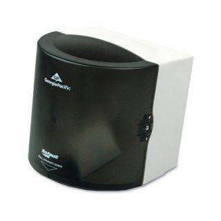 Georgia Pacific Sofpull Center Pull Hand Towel Dispenser in Smoke 582