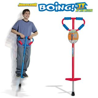 II Pogo Stick for 86 160 lbs Air Kicks Geospace Jumping Toy