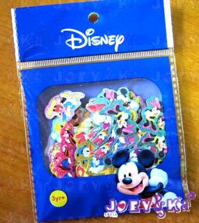 Disney Mickey Mouse Decal Sticker 100 Pcs Package Gift