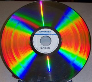ETV VIDEOLINK LASERDISC PIONEER Hot Hits #1034 AUG 95 /VAN HALEN/SOUL