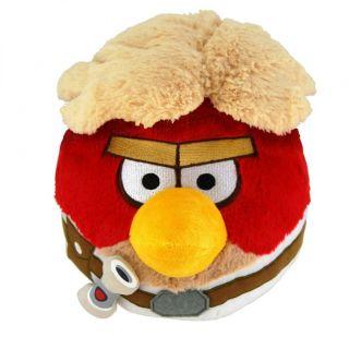 Angry Birds Star Wars 5 Plush Bird Luke Brand New