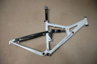 Gary Fisher (Trek) Sugar 29er frame