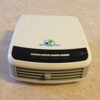 Germ Guardian AC3900 Tabletop Air Purifier with New Filter