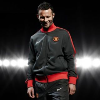 Nike RARE Manchester United Training Soccer Jackets Medium