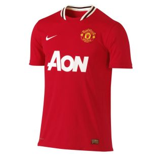 Ryan Giggs Signed Manchester United Shirt 2011 2012  from Only