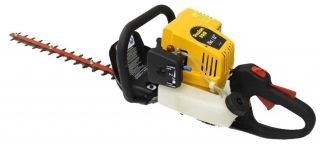 pro 25hht 22 25cc 2 cycle gas powered dual hedge trimmer clipper saw