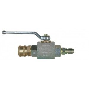 Quick Connect Ball Valve Kit for Swapping Pressure Washer Accessories