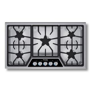 Thermador SGSX365FS 36 Stainless Steel Natural Gas Cooktop
