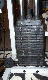 Golds Gym Competitor Series Home Gym Model G4394