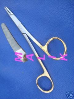 Gillies Needle Holder Surgical Dental Instruments
