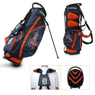 Authentic Team Golf Detroit Tigers Stand Golf Bag New in The Box