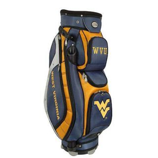 West Virginia Mountaineers Golf Bag Cart Bag WV WVU
