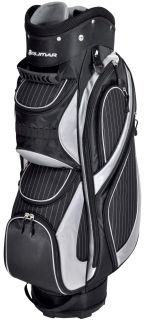New Orlimar Ladies Executive Cart Golf Bag Black Silver