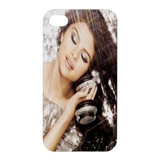 Selena Gomez iPhone 4 4S Hard Plastic Case Cover Hot 2012