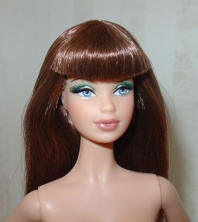 BASICS/MODEL MUSE long brunette hair, girl next door look, very sweet