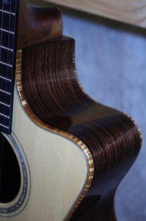 James Goodall Parlor Acoustic Guitar Model RPC14