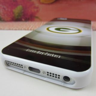 5g 6th Rubber Silicone Skin Case Phone Cover Green Bay Packers