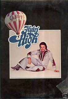 Mickey Gilley Flyin High Vinyl LP Record VG 1978